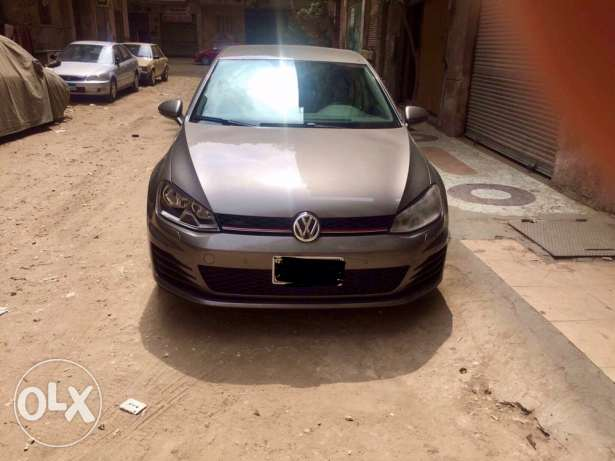 Volkswagen GOLF 7 model 2015