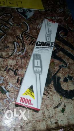 "Cable Remax "" for Samsung &HTC&ZTE&Micro """