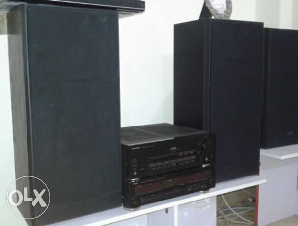 In hi condition pioneer private sound system with original speakers 30 حى الجيزة -  1