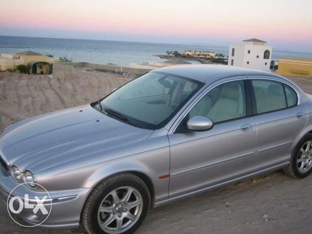سيارة ,Jaguar X-Type, V6 , 2.0 L , 2099ccm, Manual, 74.000km,
