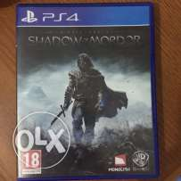 shadow of mordor ps4 for sale