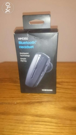 Samsung Bluetooth headset HM 1350