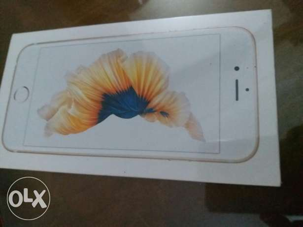 iphone 6s 16g gold new