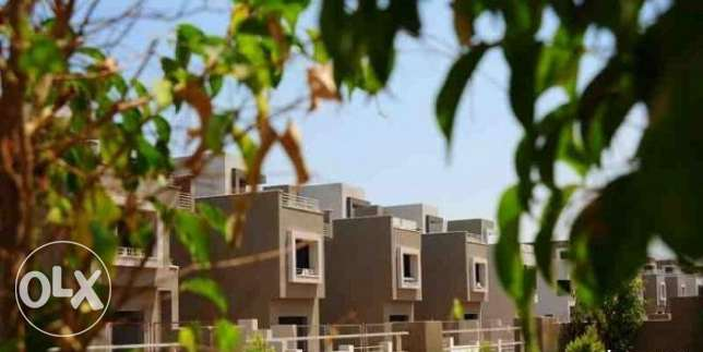 Separate villa in golf extension zone C type i with installments