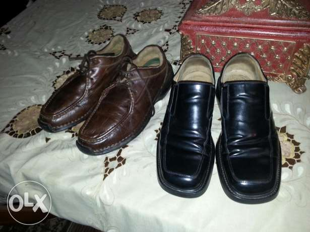 Shoes from Italy and timberland shoes . الإسكندرية -  2