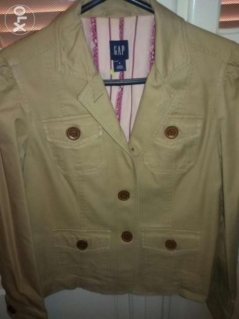 As new casual GAP jacket from USA جاكيت