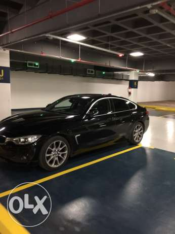Bmw 418i exclusive 2016