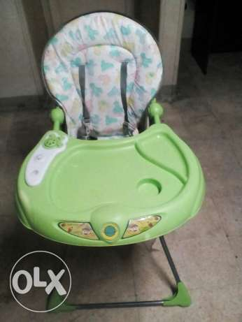Beby Hight Chair As New Came From Jordan