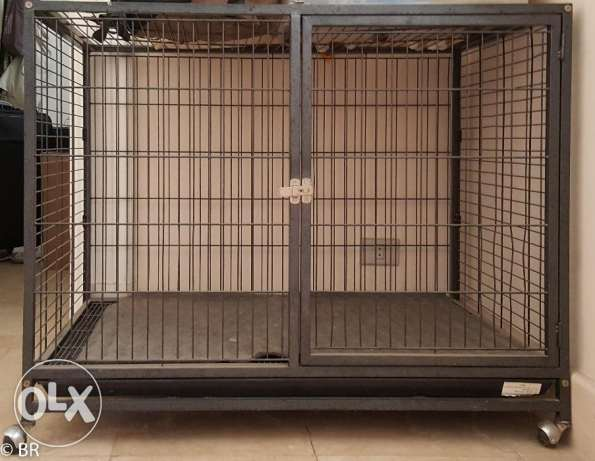 Large Dog Crate (training crate)