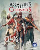 Assassin's Creed Chronicles(3games) + free code for Assassin's Creed 1