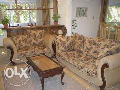 Secured location clean furniture all rooms green view, degla front CAC المعادي -  4