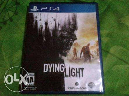Dying light and killzone ps4 as new
