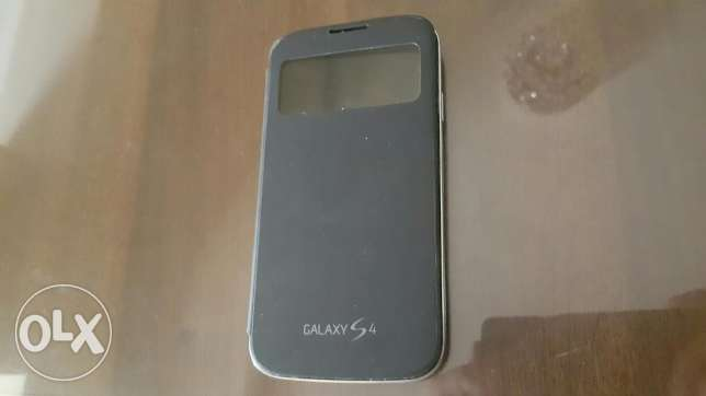 Samsung Galaxy S4 Black S View Cover