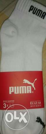 Original Puma socks 3 socks