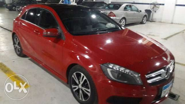 Mercedes A200 Special Edition