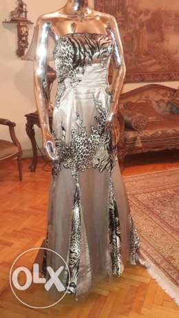 Soiree dress from USA فستان سواريه