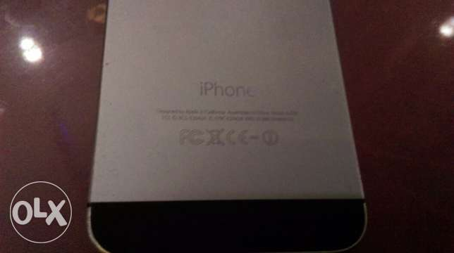 for sale mobile iphone 5s الزيتون -  2