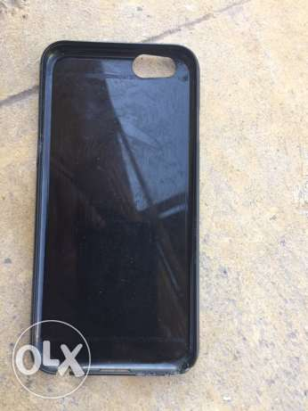 Original Rubber Black cover for iphone 6. جراب اصلي ل iphone 6