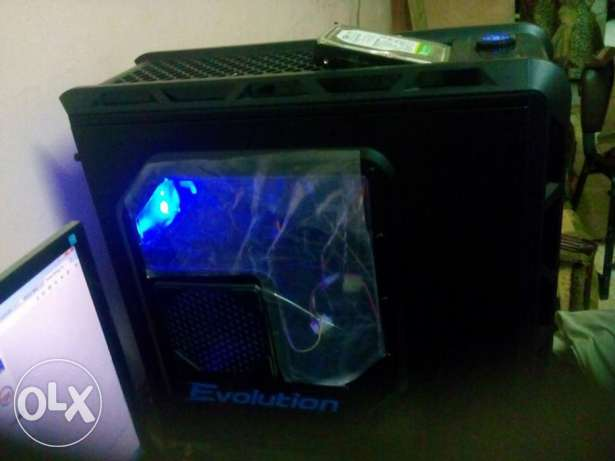 gaming pc i7 - للالعاب