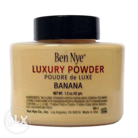 Ben Nye Luxury Powder مدينة نصر -  1