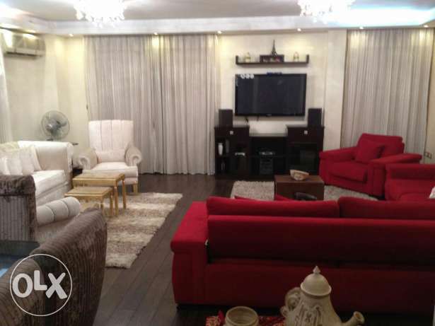 Ultra modern Flat for rent in dokki shooting club area