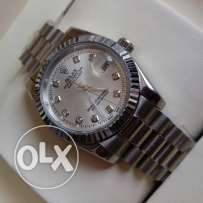 Rolex Datejust Silver dial