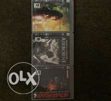 PlayStation 3 brand new CDs