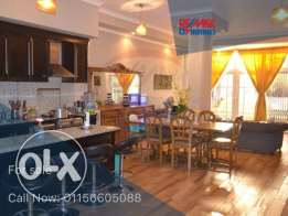For Sale - el Maadi El-Meraj Sale/Rent Furnished Duplex 500 m2