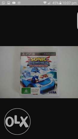ps3 sonic package 5 cds can be sold separately
