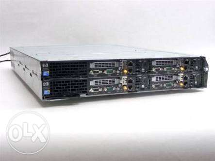 HP ProLiant z6000 G6 Chassis - 2U - Dual Server Tray ( HP ProLiant SL2