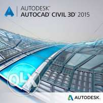 Auto CAD Civil 3D 2015 Full With Crack