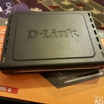 Switch D-Link 4 ports