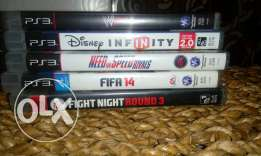 Ps3 top spin resident evil.grid.fifa