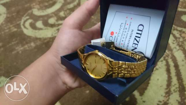 ساعة.Citizen watch Citizen. الإسكندرية -  6