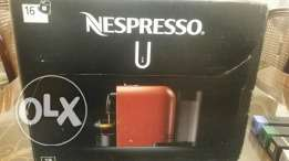 للبيع Nespresso machine جديدة