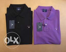 Gant original polos with tags and bag