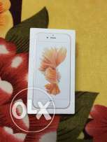 iPhone 6s rose gold new