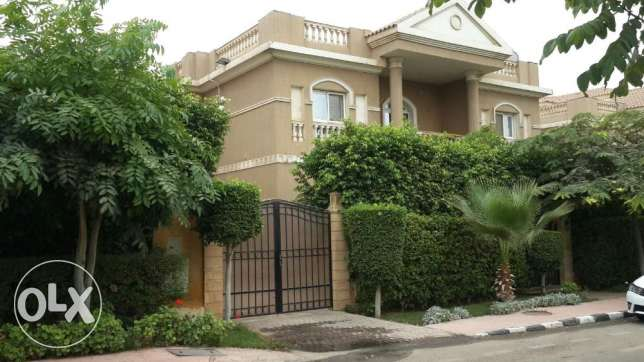 Fully finished villa in Mena garden City Hyde park for sale prime loc
