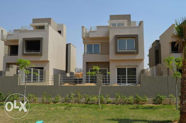 Standalone villa 2 in palm katamia 2 for sale with installments 360 sq