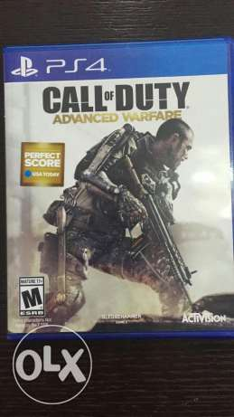 Call of duty advanced warfare PS4 التجمع الخامس -  1