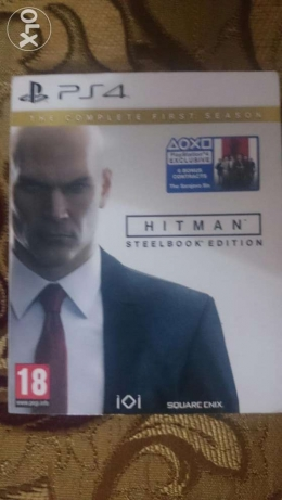 Hitman steal book edition ps4
