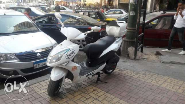 maxi scooter used 10000 L.E الإسكندرية -  4