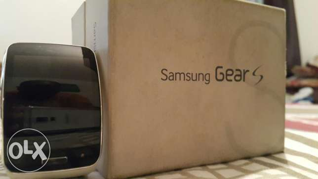 Samsung galaxy gear S المعادي -  2