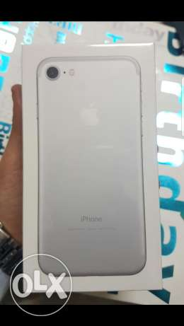 iPhone 7 - 256Gb Sliver New متبرشم