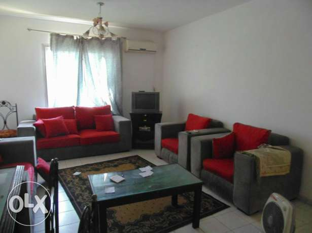 Furnished apartment in Rehab