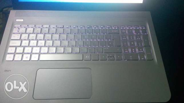 HP Envy used 3 months for sale , don't miss it الإسكندرية -  3