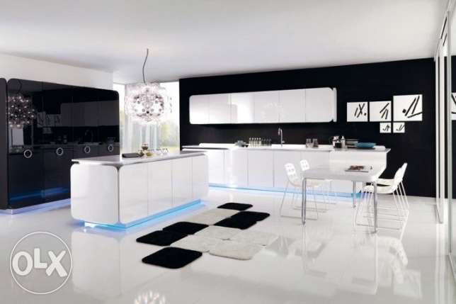Modern kitchen 6 أكتوبر -  4
