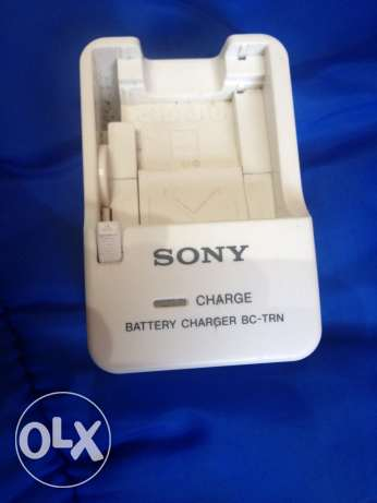 Sony BC-TRN Travel Charger for N, G, D, T and R series Digital Camera