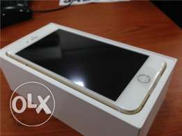 IPhone 6 Plus gold 64GB almost brand new