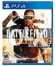 ps4 battle field hardline deluxe edition for sale or trade